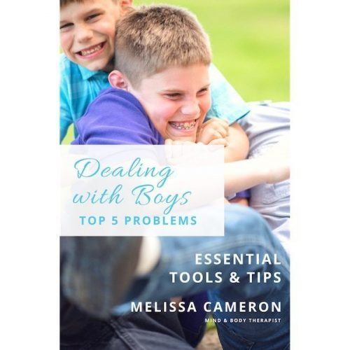 Dealing with Boys - Top 5 Problems eBook